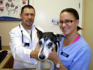 Dr. Corona & Assistant, Danielle Treat Max